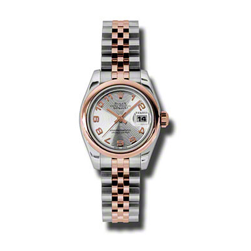Oyster Perpetual Lady-Datejust 26 Domed Bezel 179161 scaj