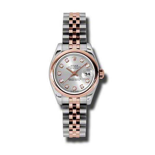 Oyster Perpetual Lady-Datejust 179161 sdj