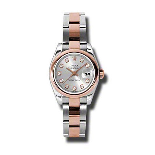 Oyster Perpetual Lady-Datejust 26 Domed Bezel 179161 sdo