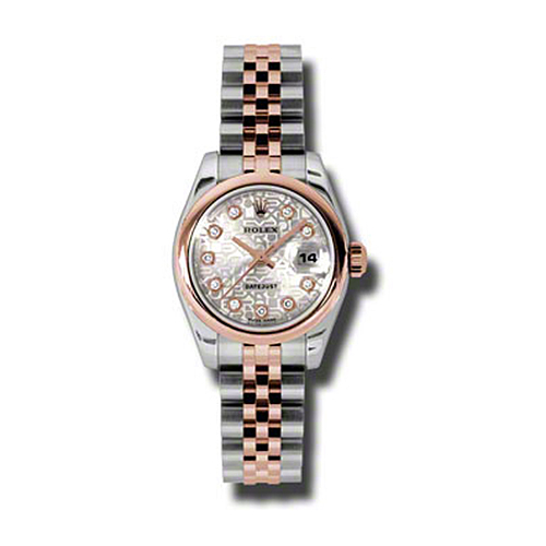 Oyster Perpetual Lady-Datejust 26 Domed Bezel 179161 sjdj