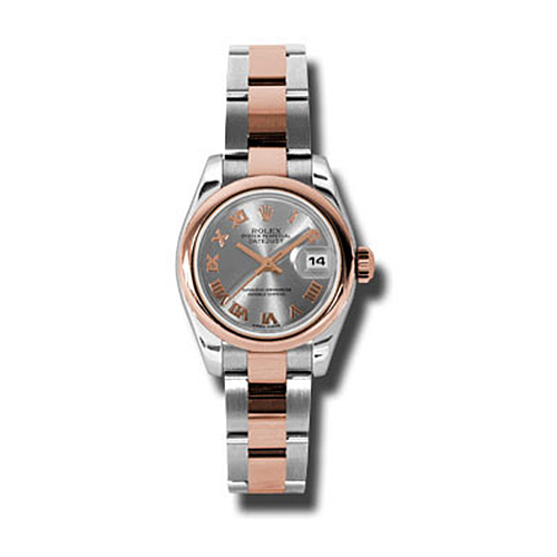 Oyster Perpetual Lady-Datejust 26 Domed Bezel 179161 stro