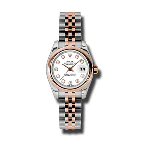 Oyster Perpetual Lady-Datejust 179161 wdj