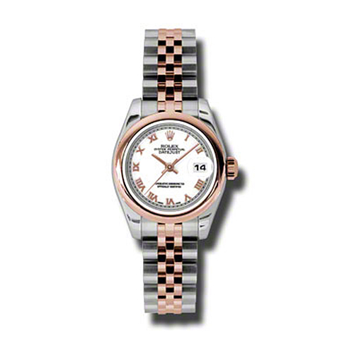 Oyster Perpetual Lady-Datejust 26 Domed Bezel 179161 wrj