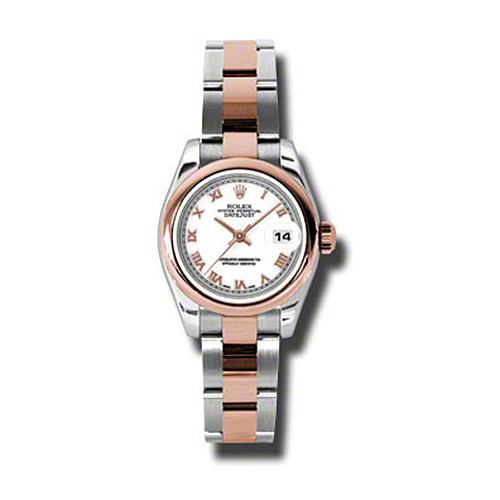 Oyster Perpetual Lady-Datejust 26 Domed Bezel 179161 wro