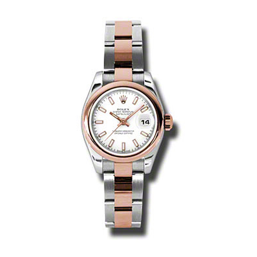 Oyster Perpetual Lady-Datejust 26 Domed Bezel 179161 wso