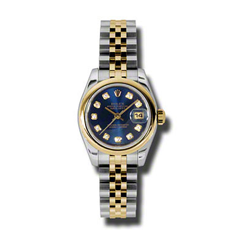 Oyster Perpetual Lady-Datejust 26 Domed Bezel 179163 bldj