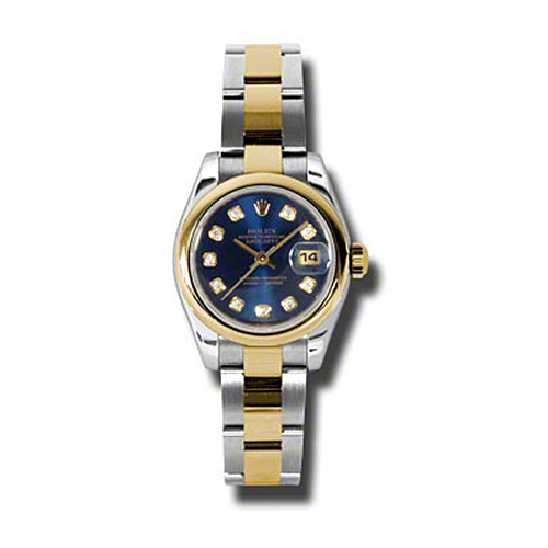 Oyster Perpetual Lady-Datejust 179163 bldo