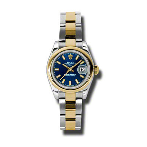 Oyster Perpetual Lady-Datejust 26 Domed Bezel 179163 blso