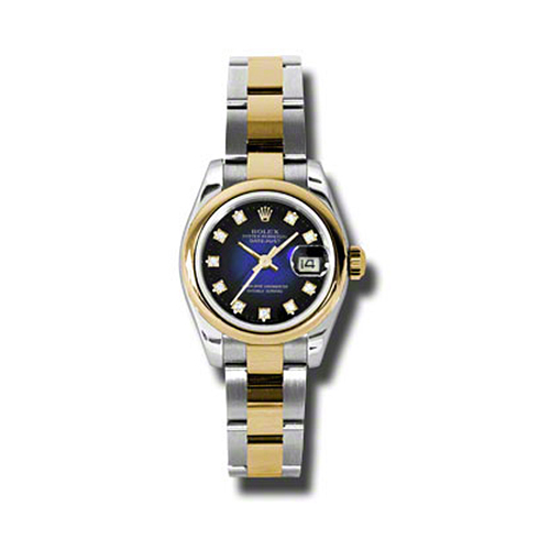 Oyster Perpetual Lady-Datejust 179163 blvdo