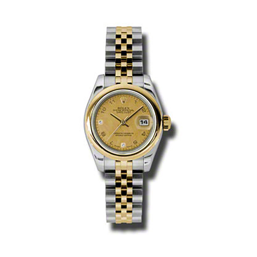 Oyster Perpetual Lady-Datejust 26 Domed Bezel 179163 chgdmdaj