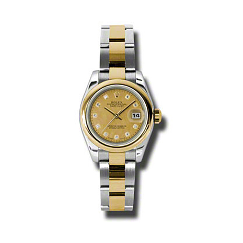 Oyster Perpetual Lady-Datejust 179163 chgdmdo