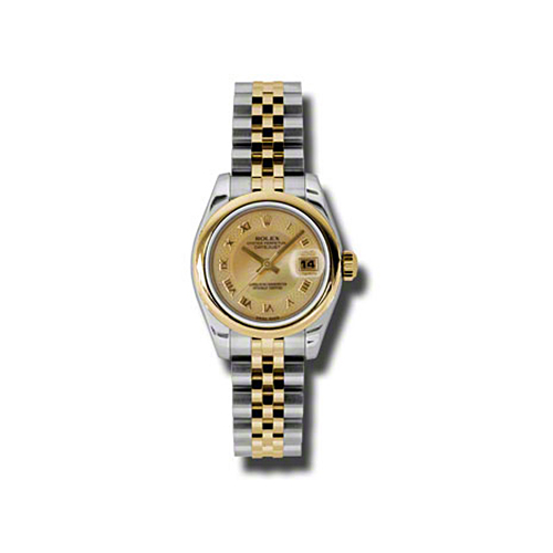 Oyster Perpetual Lady-Datejust 179163 chmdrj