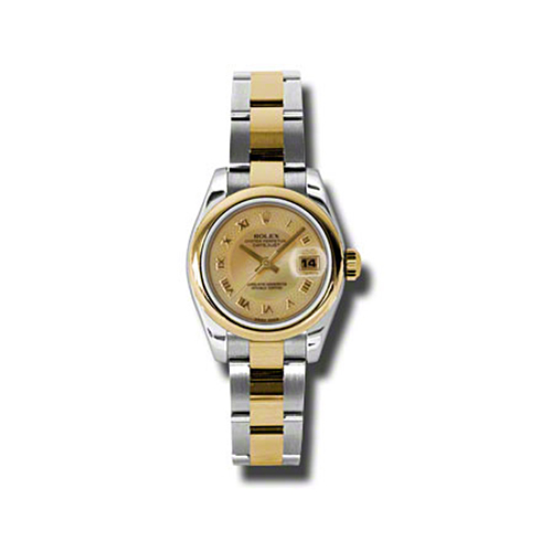 Oyster Perpetual Lady-Datejust 26 Domed Bezel 179163 chmdro