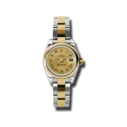 Oyster Perpetual Lady-Datejust 179163 chsbro