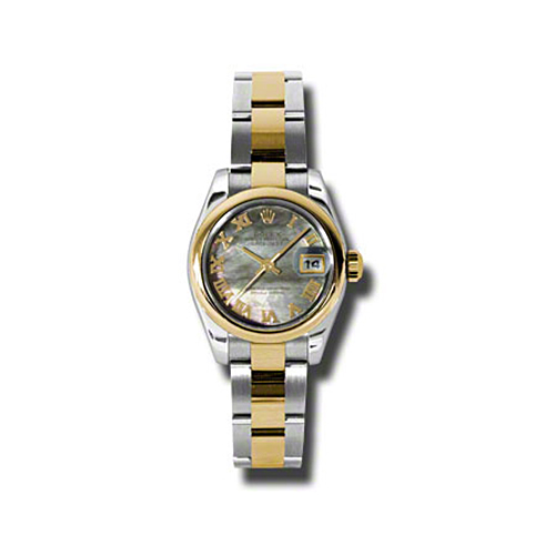 Oyster Perpetual Lady-Datejust 179163 dkmro