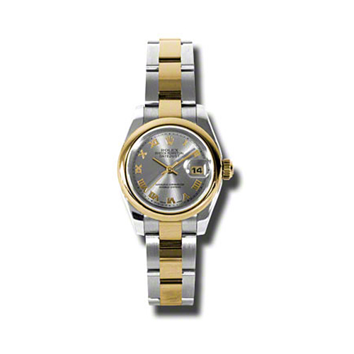 Oyster Perpetual Lady-Datejust 26 Domed Bezel 179163 gro