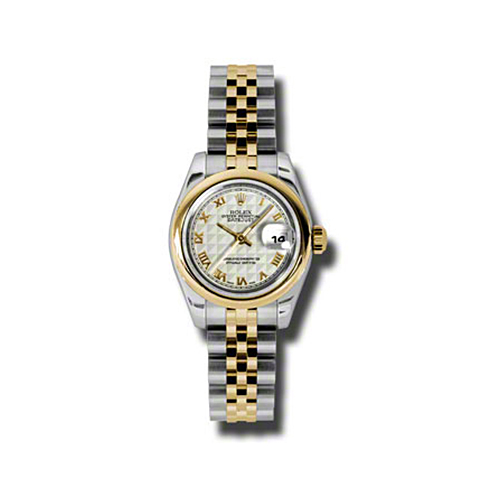 Oyster Perpetual Lady-Datejust 26 Domed Bezel 179163 iprj