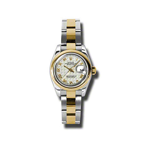 Oyster Perpetual Lady-Datejust 26 Domed Bezel 179163 ipro