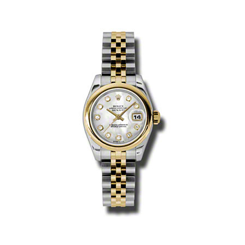 Oyster Perpetual Lady-Datejust 26 Domed Bezel 179163 mdj