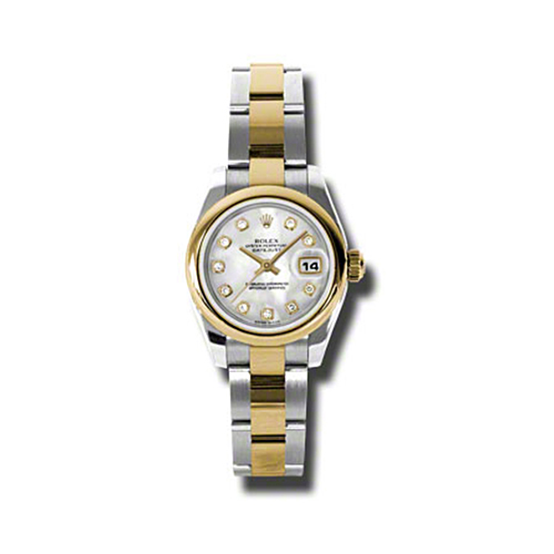 Oyster Perpetual Lady-Datejust 26 Domed Bezel 179163 mdo