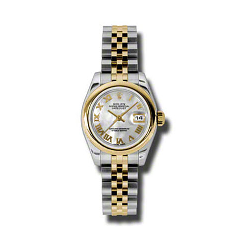 Oyster Perpetual Lady-Datejust 26 Domed Bezel 179163 mrj