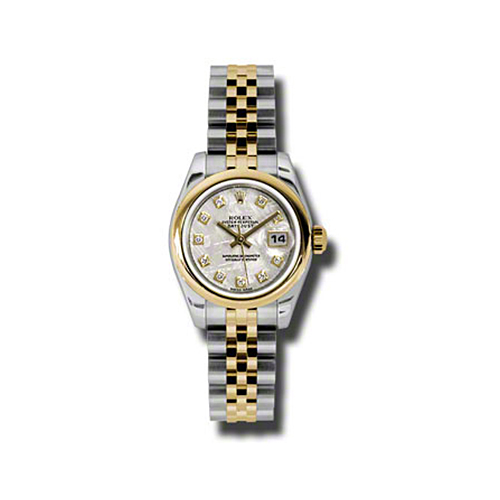 Oyster Perpetual Lady-Datejust 26 Domed Bezel 179163 mtdj