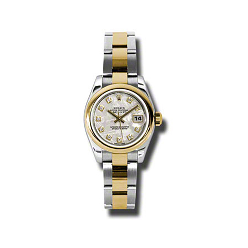 Oyster Perpetual Lady-Datejust 26 Domed Bezel 179163 mtdo