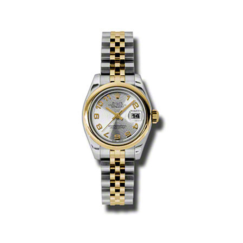 Oyster Perpetual Lady-Datejust 26 Domed Bezel 179163 scaj