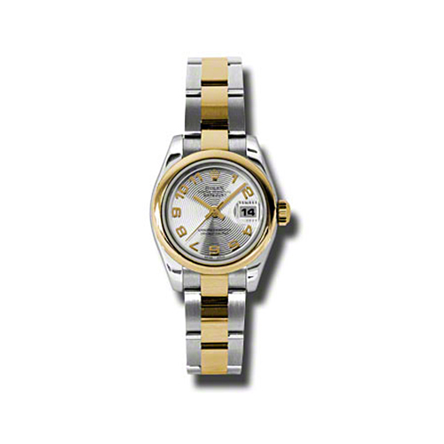 Oyster Perpetual Lady-Datejust 26 Domed Bezel 179163 scao