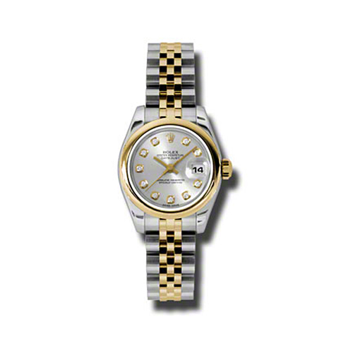 Oyster Perpetual Lady-Datejust 26 Domed Bezel 179163 sdj