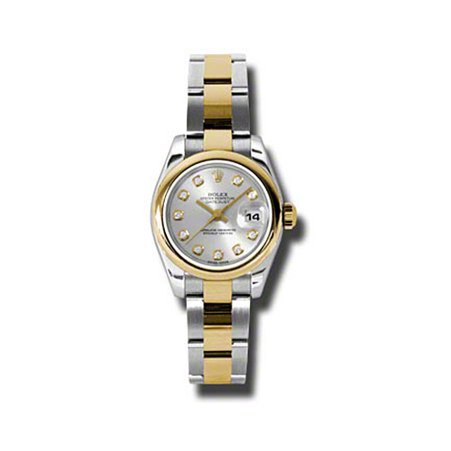 Oyster Perpetual Lady-Datejust 179163 sdo
