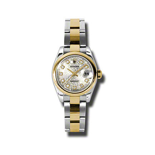 Oyster Perpetual Lady-Datejust 179163 sjdo