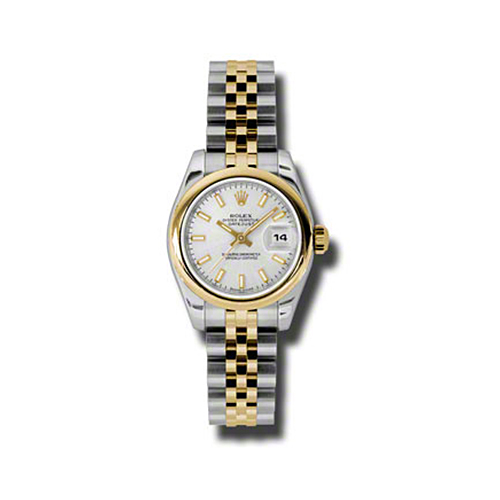 Oyster Perpetual Lady-Datejust 26 Domed Bezel 179163 ssj