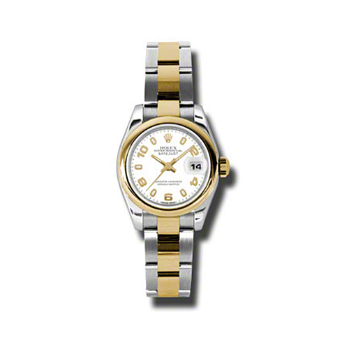 Oyster Perpetual Lady-Datejust 179163 wao