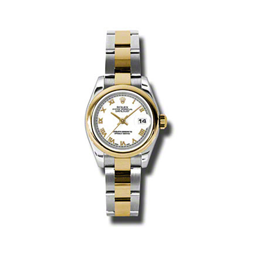 Oyster Perpetual Lady-Datejust 26 Domed Bezel 179163 wro