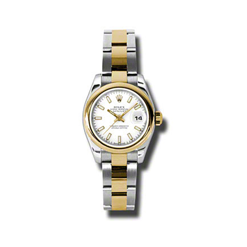 Oyster Perpetual Lady-Datejust 26 Domed Bezel 179163 wso