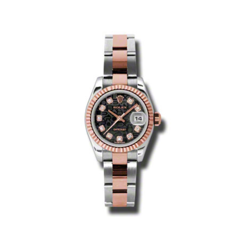 Oyster Perpetual Lady Datejust 179171 bkjdo