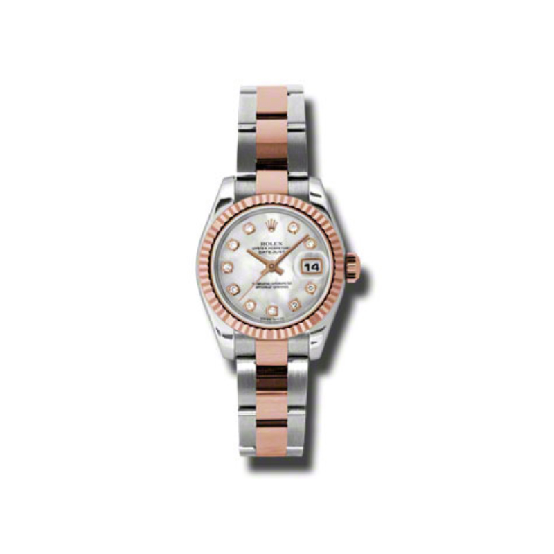 Oyster Perpetual Lady Datejust 179171 mdo