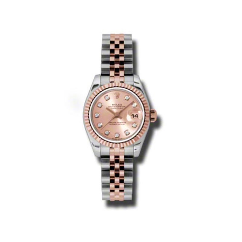 Oyster Perpetual Lady Datejust 179171 pdj