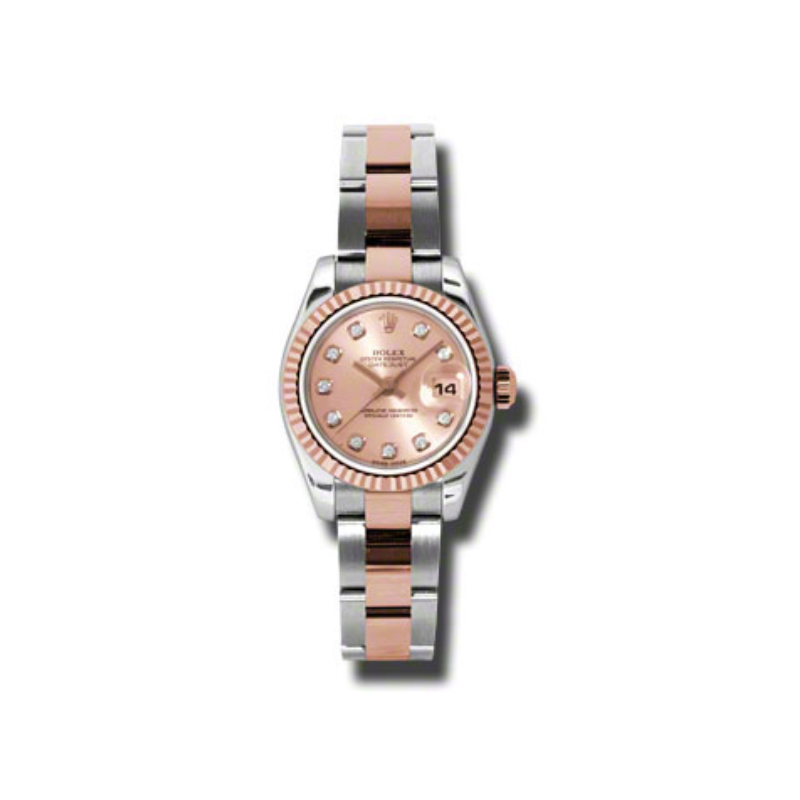 Oyster Perpetual Lady Datejust 179171 pdo