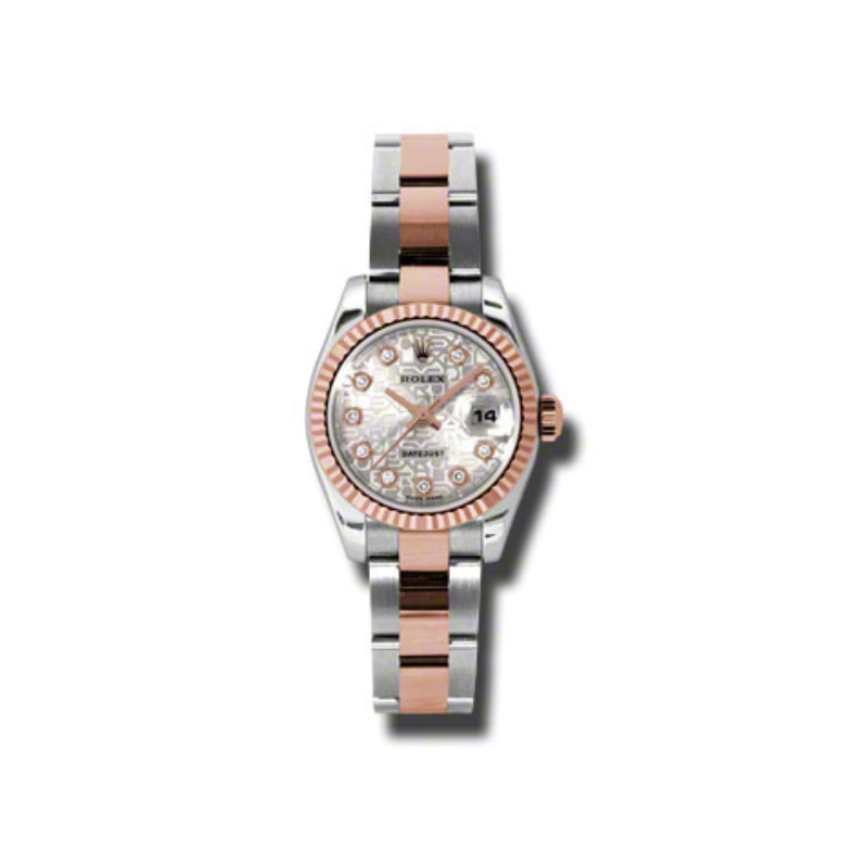 Oyster Perpetual Lady Datejust 179171 sjdo