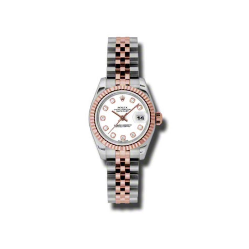 Oyster Perpetual Lady Datejust 179171 wdj