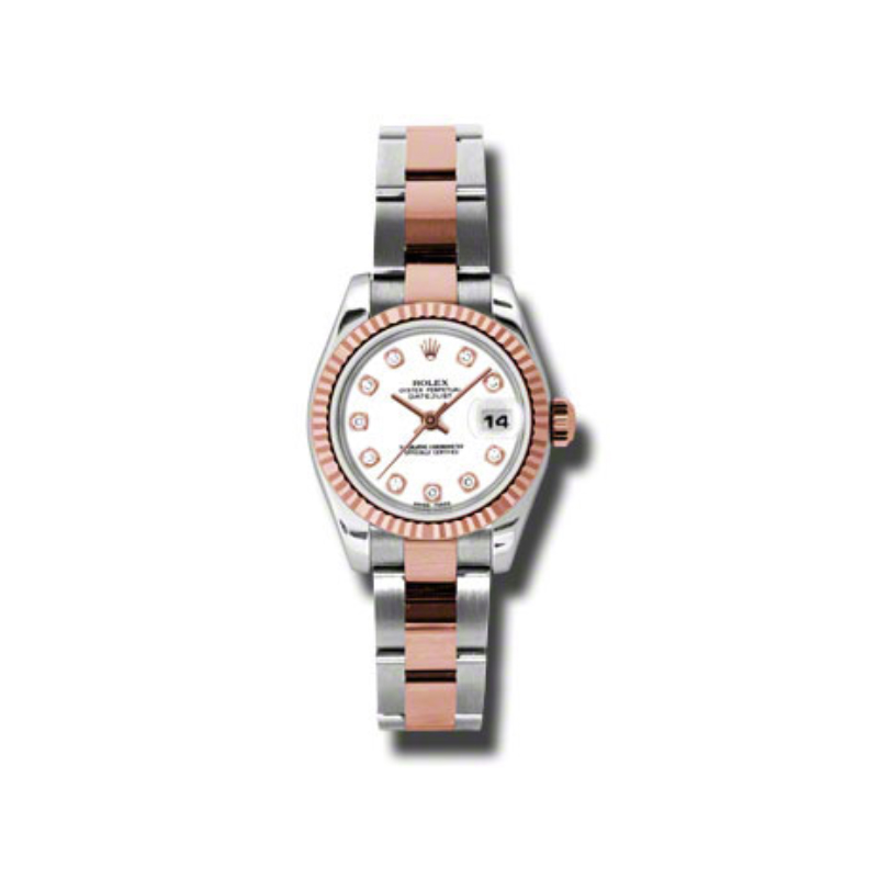 Oyster Perpetual Lady Datejust 179171 wdo