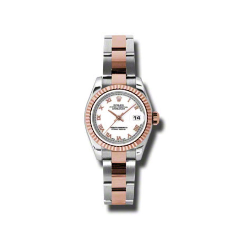 Oyster Perpetual Lady Datejust 179171 wro