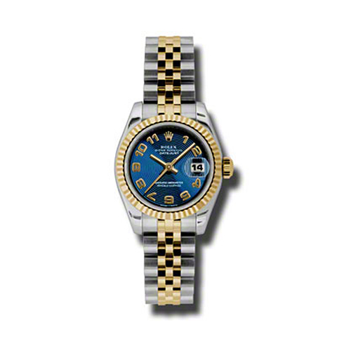 Oyster Perpetual Lady-Datejust 179173 blcaj