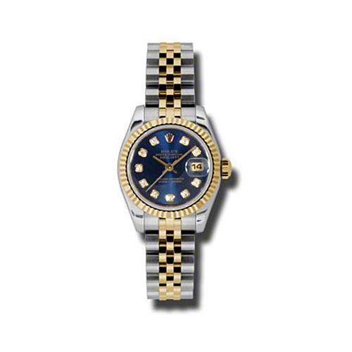Oyster Perpetual Lady-Datejust 179173 bldj