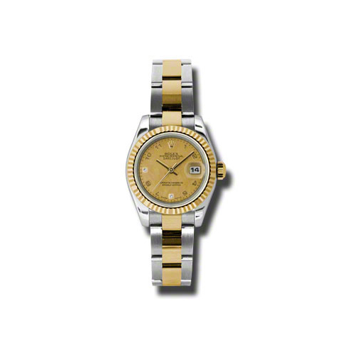Oyster Perpetual Lady Datejust 179173 chgdmdao