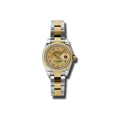 Oyster Perpetual Lady Datejust 179173 chmdro