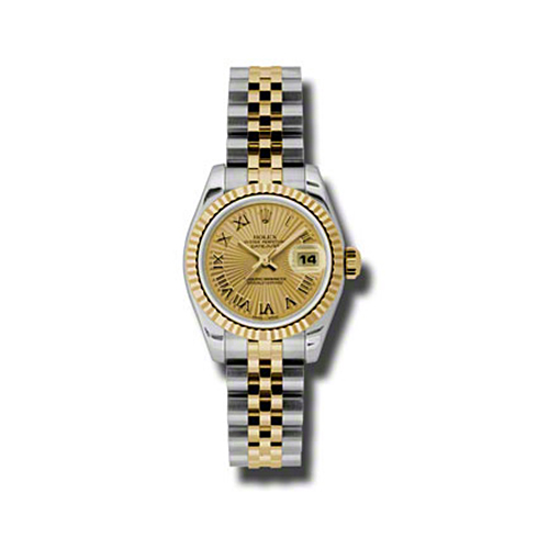 Oyster Perpetual Lady-Datejust 179173 chsbrj