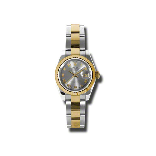 Oyster Perpetual Lady Datejust 179173 gro